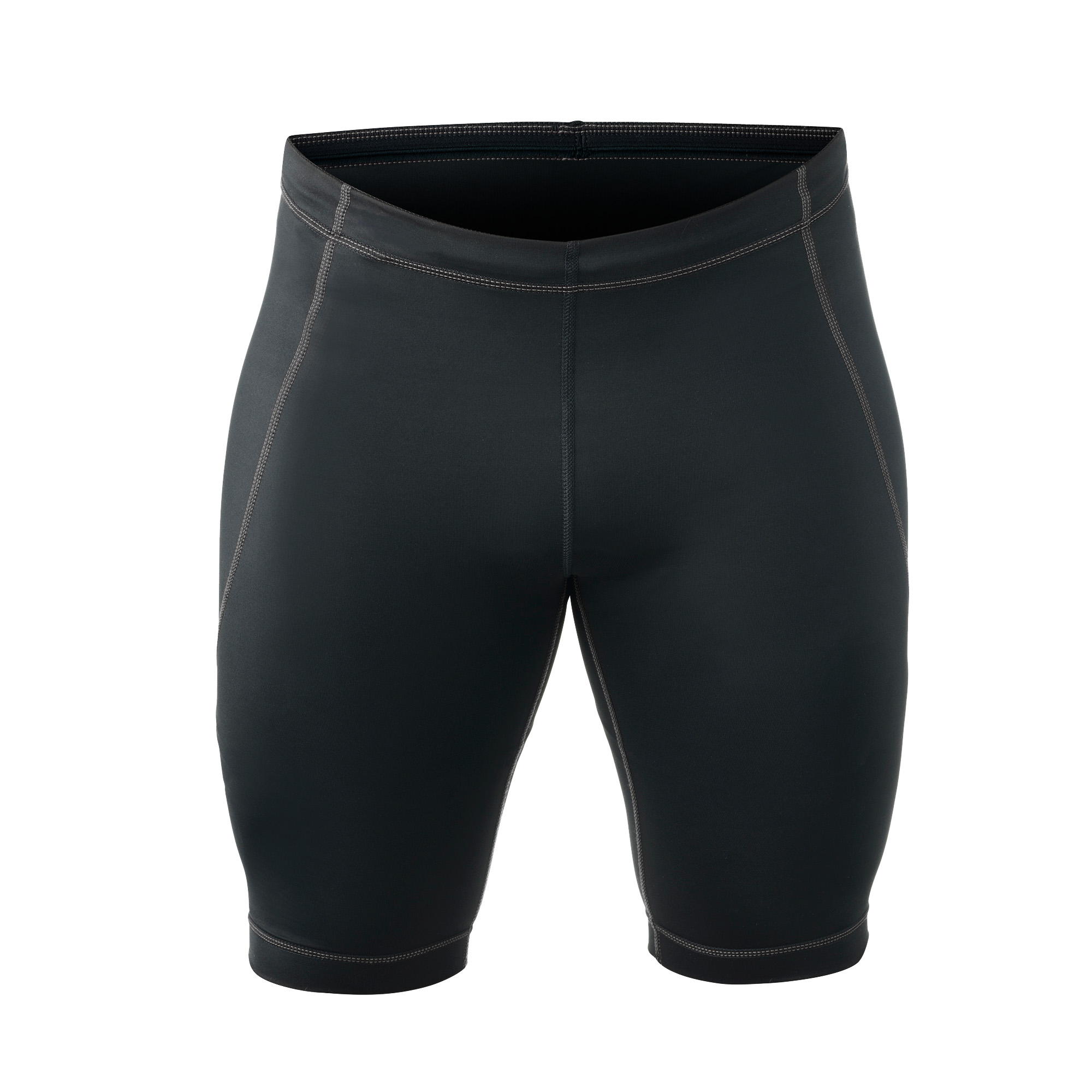 Rehband QD Compressie Shorts - Heren - Zwart - XL
