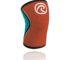 Rehband RX Kniebrace - 5 mm - Oranje/Turquoise - XS