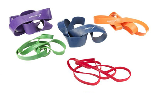 Crossmaxx  Resistance Band - Level 1-5