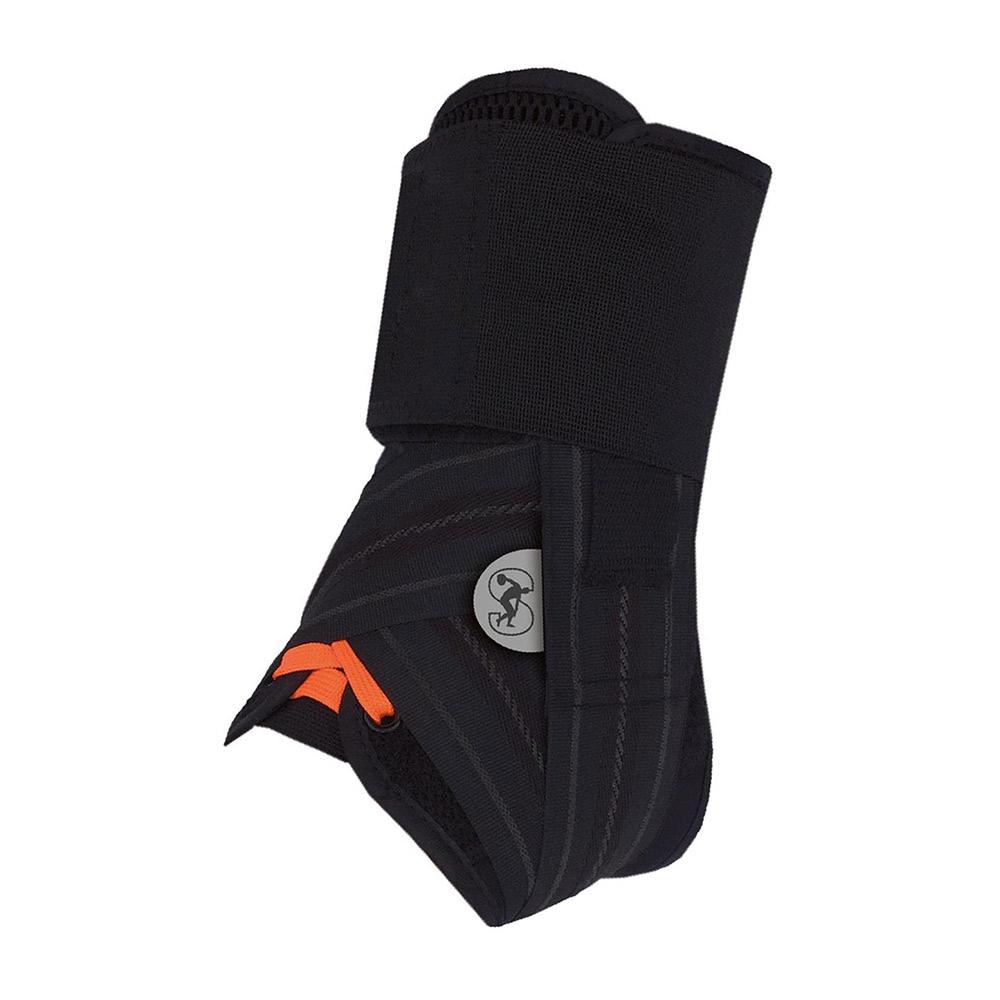 Secutex Protection and Care Enkelbrace unisex zwart/oranje