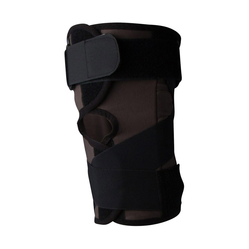 Secutex Protection and Care Kniebrace unisex zwart/grijs