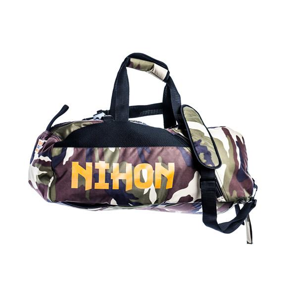 Nihon Sporttas/Rugzak Camouflage