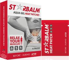 STARBALM Heat Patch - 4 stuks - Medium