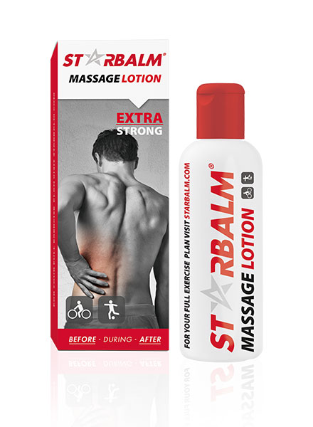 STARBALM Massage Lotion 200ml