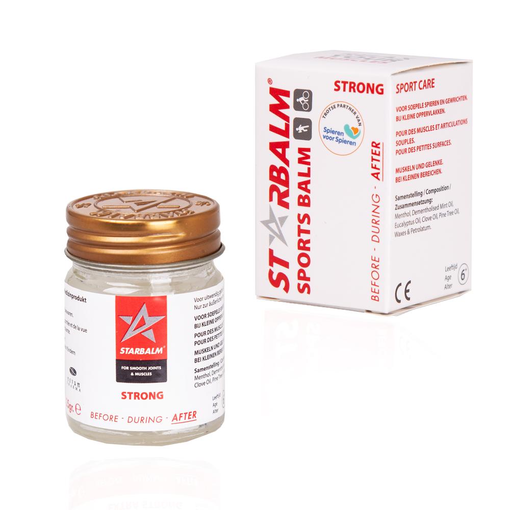 STARBALM Sport Balm - Wit - 25 gram