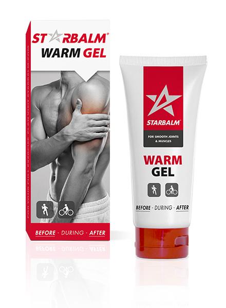 STARBALM Warm Gel 100 ml