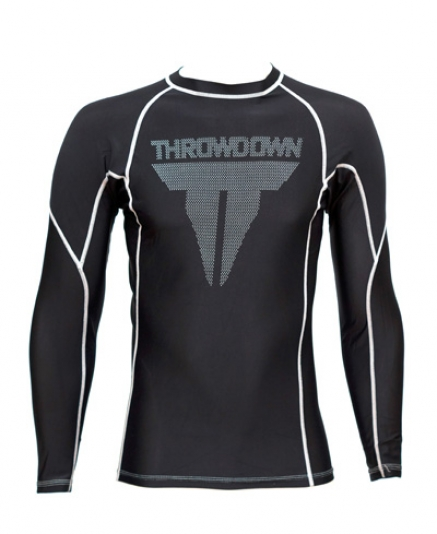 Throwdown  High Performance Rashguard Long Sleeve