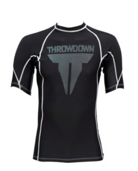 Throwdown  High Performance Rashguard Short Sleeve