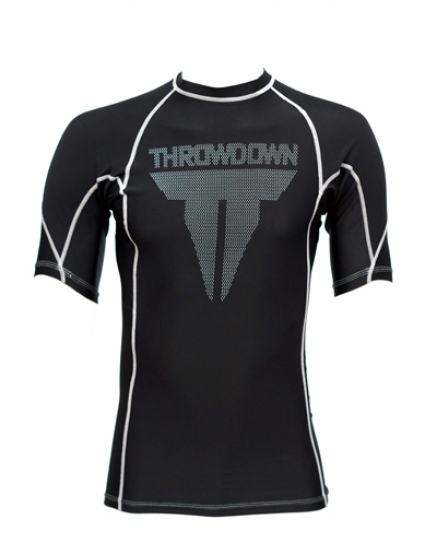 Throwdown  High Performance Rashguard Short Sleeve