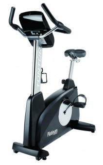 Tunturi Platinum Upright Bike Hometrainer