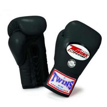 Twins Special Twins Boxing Gloves Laced-zwart - 12