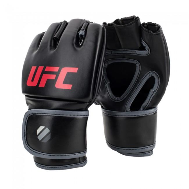 UFC Contender MMA Handschoenen - Zwart/Rood 5oz - L/XL