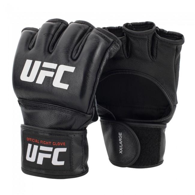 UFC Official Pro MMA Handschoenen Zwart - L