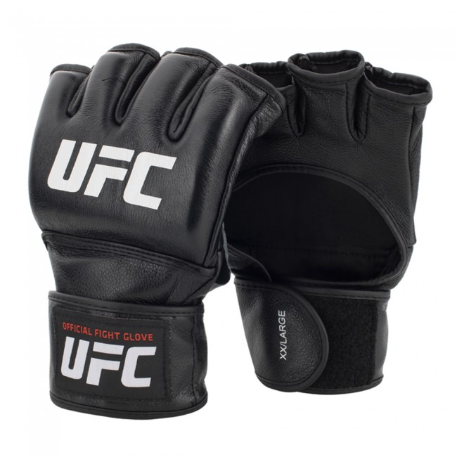 UFC Official Pro MMA Handschoenen Zwart - S