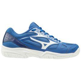 Mizuno Cyclone Speed 2 indoorschoenen jongens blauw/wit