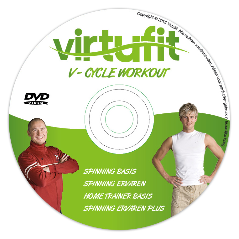 Virtufit Spinning DVD