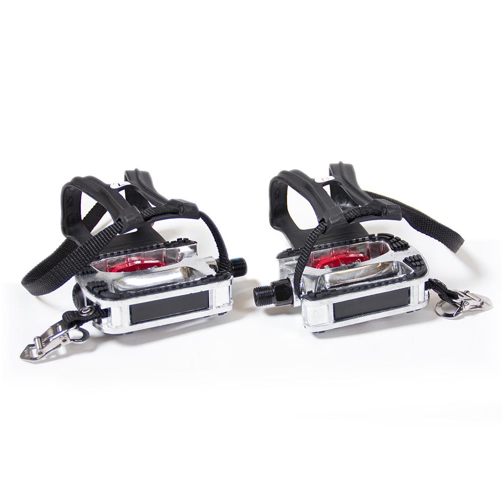 VirtuFit  Universele SPD Duo pedalen