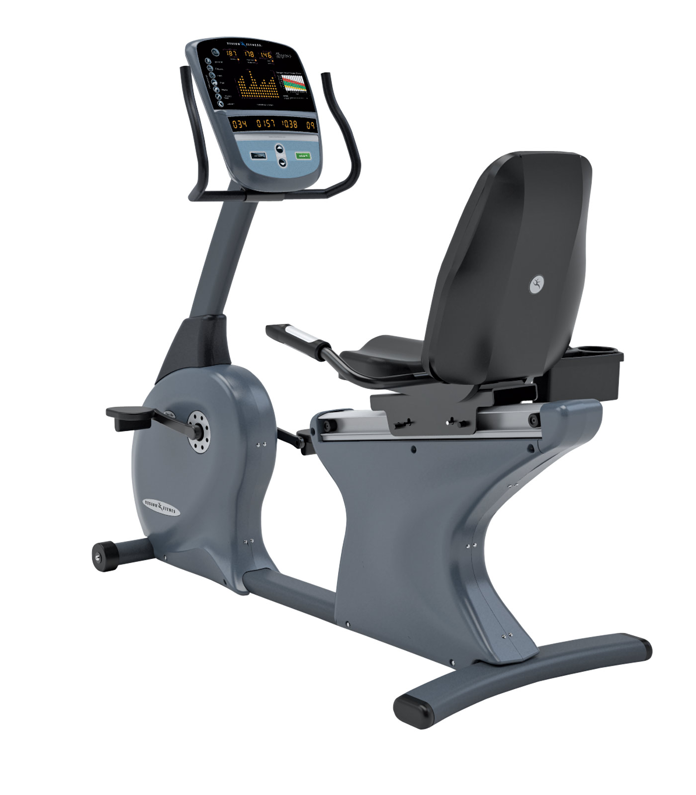 Vision Fitness R70 ligfiets
