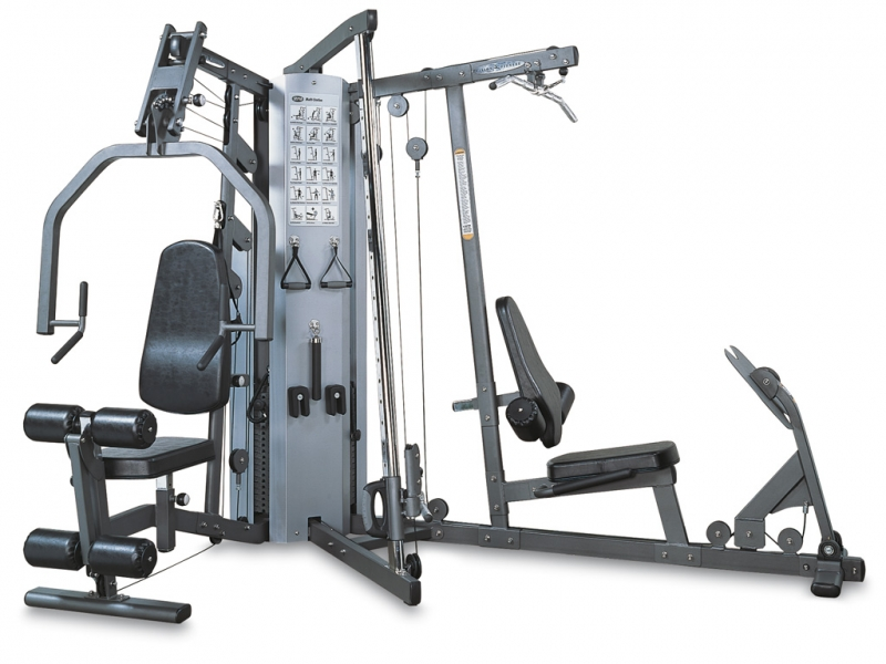 Vision Fitness ST710 multi station