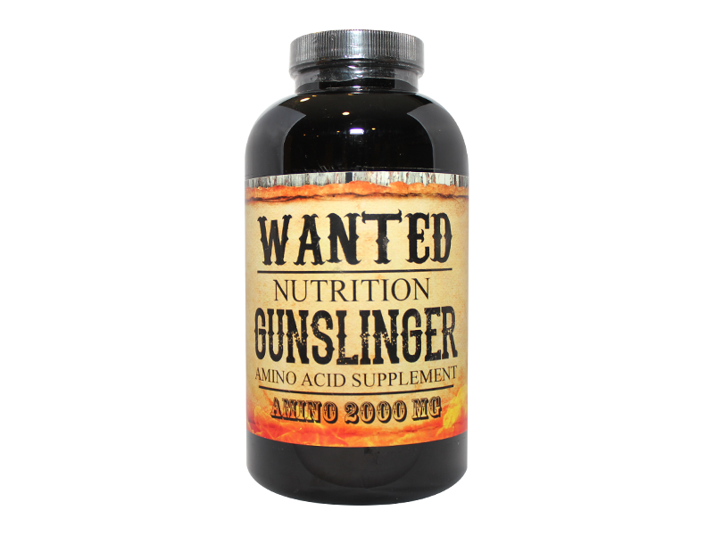 Wanted Nutrition  Gunslinger