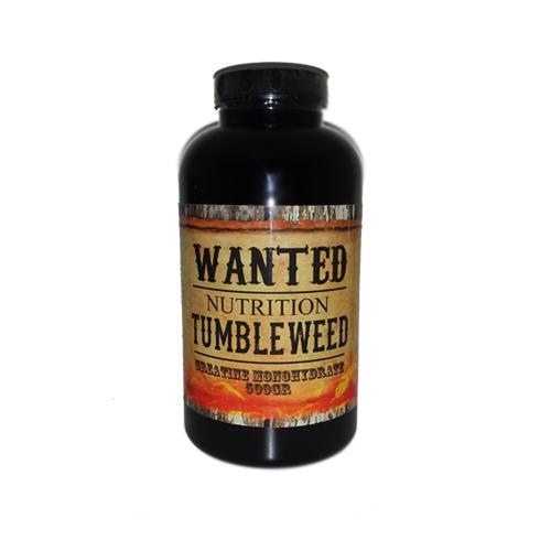 Wanted Nutrition  Tumbleweed Creatine