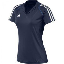 Adidas T12 Team Polo - Dames - Blauw