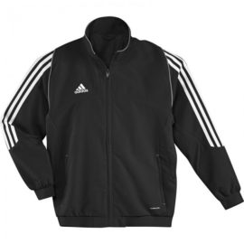 Adidas T12 Team Jack - Jeugd - Zwart