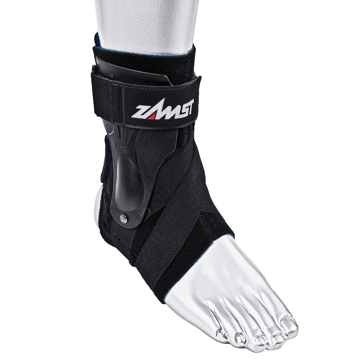 Zamst A2-DX Enkelbrace - Zwart - Links - XL