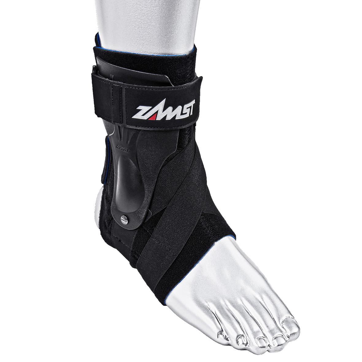 Zamst A2-DX Enkelbrace - Zwart - Rechts - XL