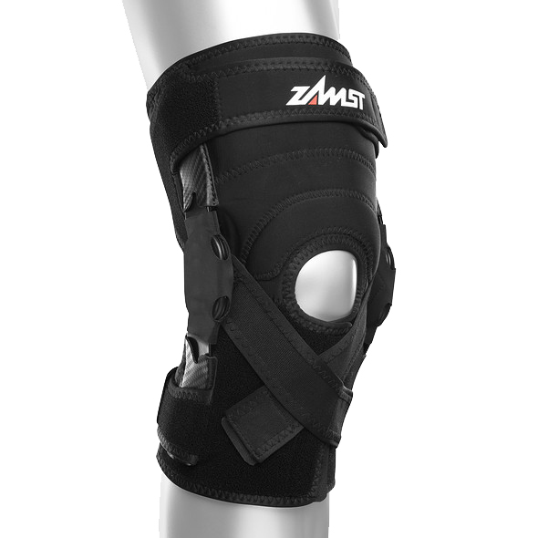 Zamst ZK-X Kniebrace - Zwart - 2XL